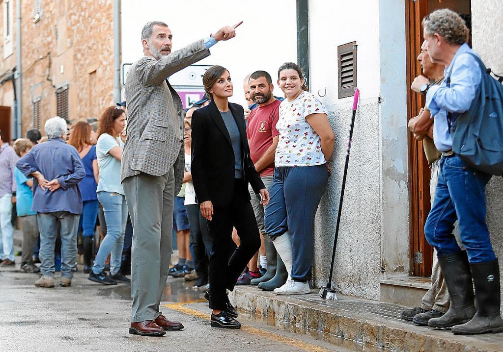 Los Reyes visitan Sant Llorenç