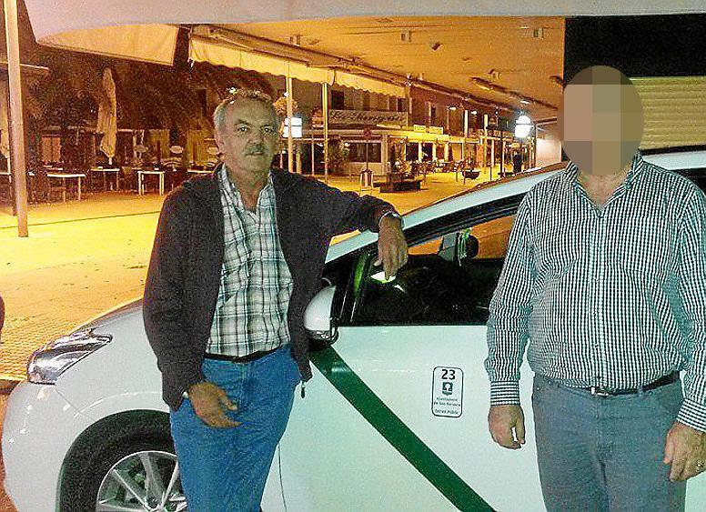 Sucesos. Taxista muerto en riada Juan Grande Sillero (1).jpg