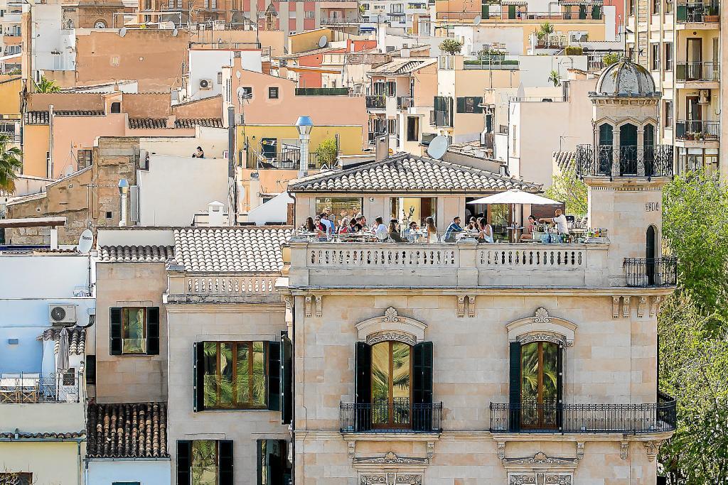 Hoteles urbanos de Palma