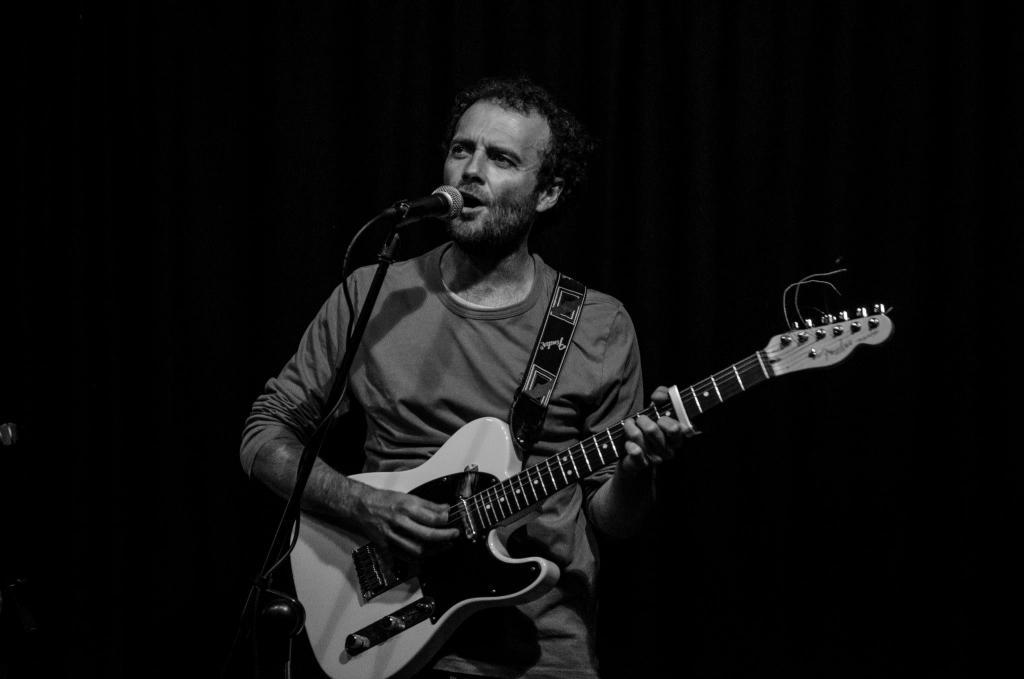 Miquel Serra, músico de Mallorca
