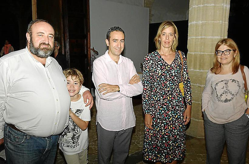 Exposición de Olimpia Velasco