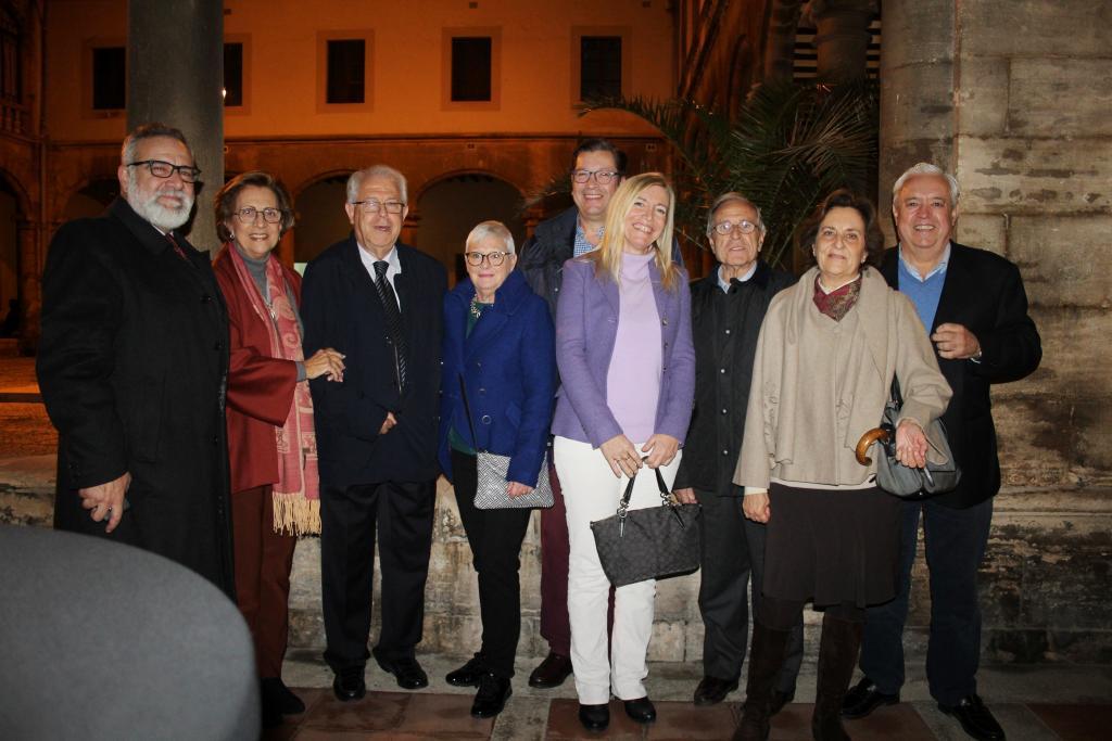 Cope Mallorca entrega su Premi d'Honor al cardenal Ladaria