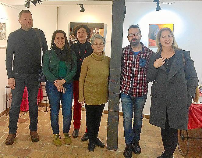 Exposición colectiva en Art Mallorca