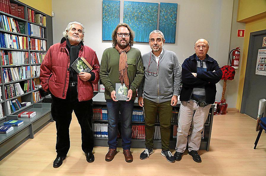 Tomàs Vibot presenta 'Mallorca interior, 15 rutes pel cor illenc'