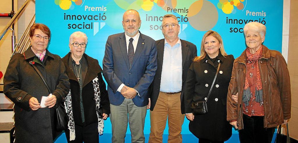 Entrega de los Premis a la Innovació Social del Consell