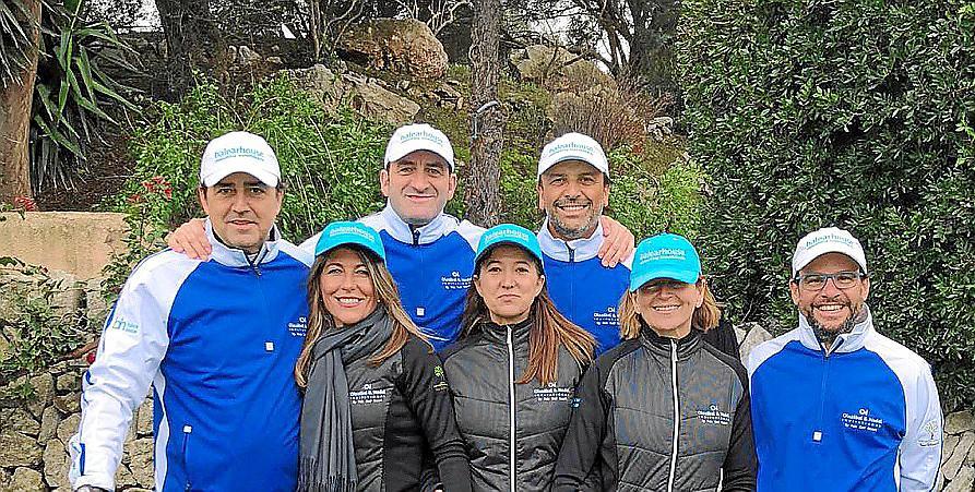 Torneo benéfico de golf Olazábal & Nadal
