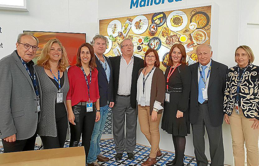 Mallorquines en Madrid Fusión