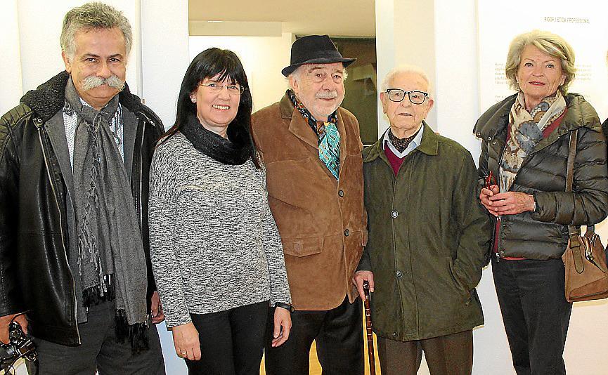 ARCA presentó una muestra sobre la obra del arquitecto Josep Ferragut