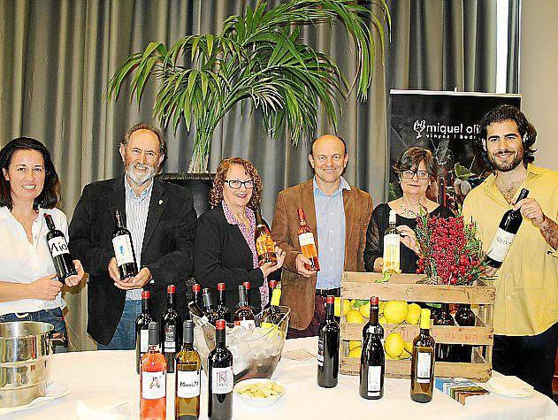 La DO Pla i Llevant presenta sus vinos en el GPRO Valparaíso