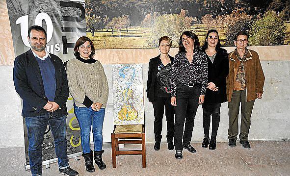 Presentación del Oli d'Oliva Gotes de Música en Son Catiu