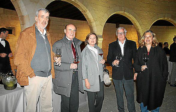 Reunión en Palma de los consejos reguladores vitivinícolas