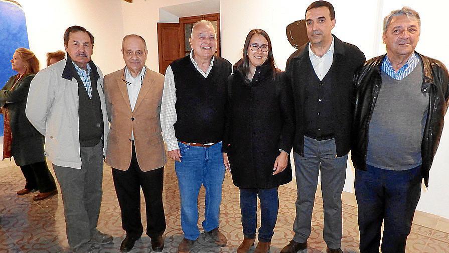 Exposición de Fernando Esteban 'Manotes' en Can Prunera