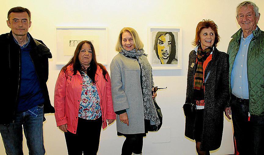 Exposición colectiva en la Galería 6A