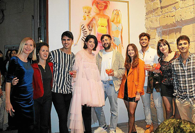 Romy Querol presenta su 'Happy Birthday Barbie'