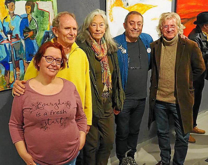 Exposición colectiva en Pòrtol