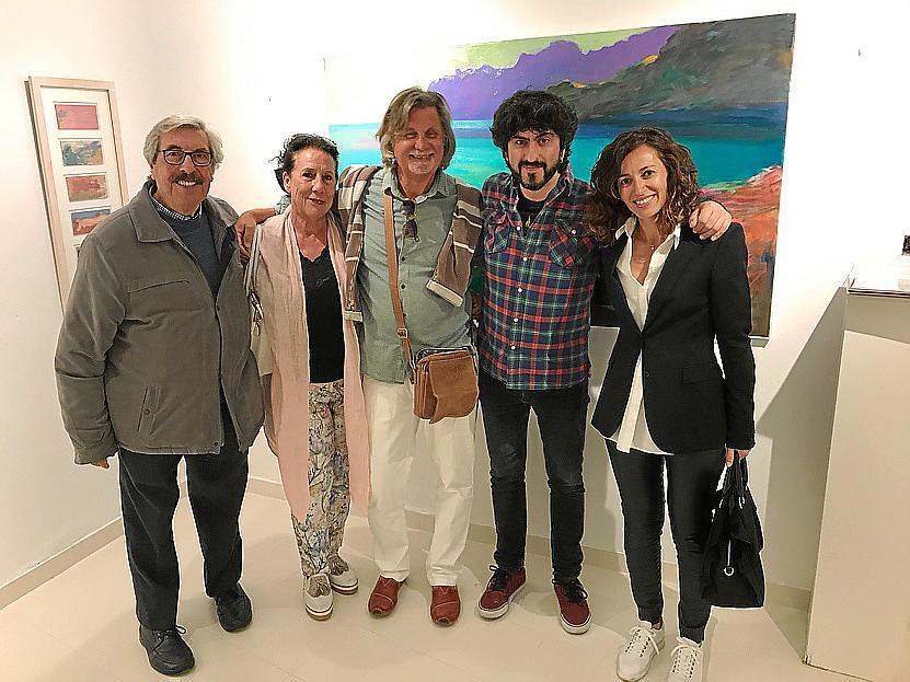 Exposición de Daniel Codorniu