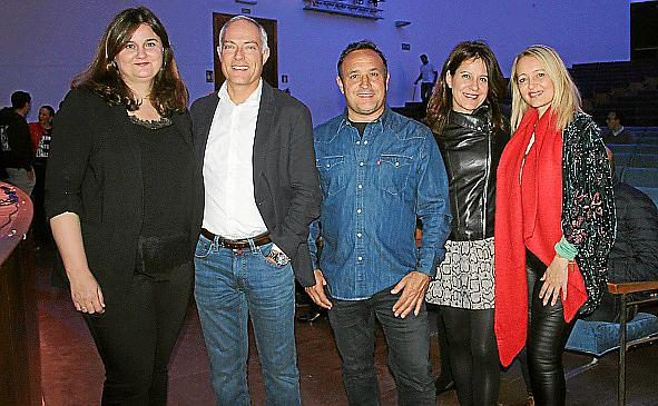 Concierto solidario de Jaume Anglada y Carolina Cerezuela