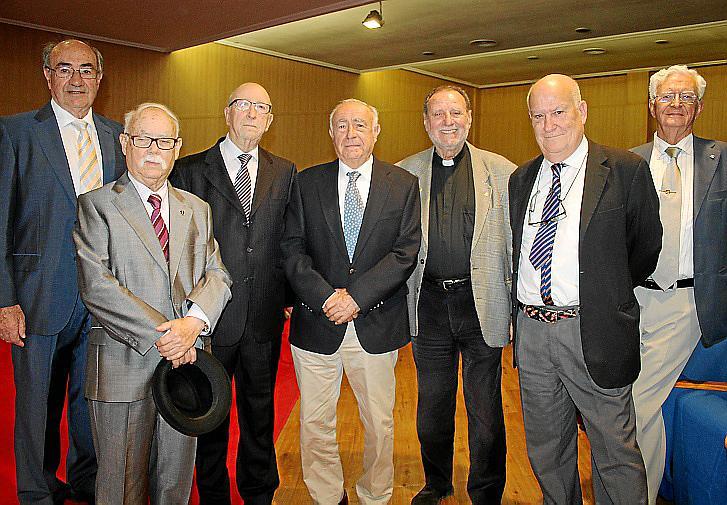 La Asociación de Artilleros de Mallorca homenajea al general Domingo Jiménez Riutord
