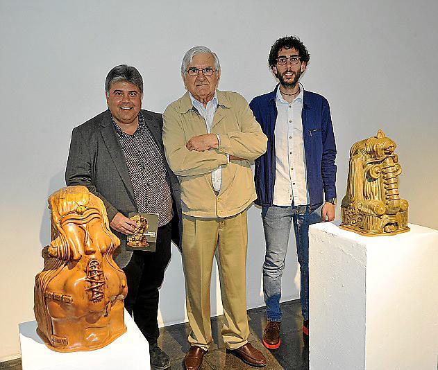 Exposición de Rafael Amengual en Can Planes
