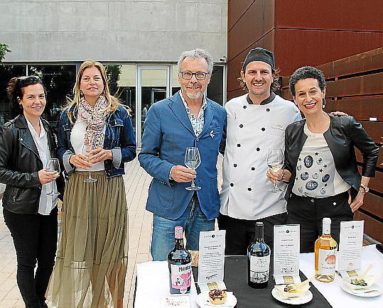 Arte y gastronomía en Tianna Negre