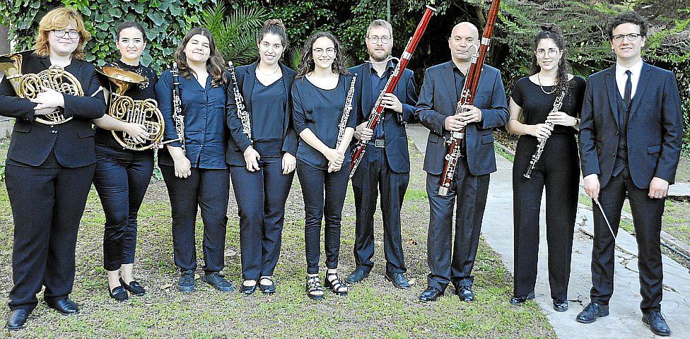 Concierto solidario de la Orquestra Lauseta