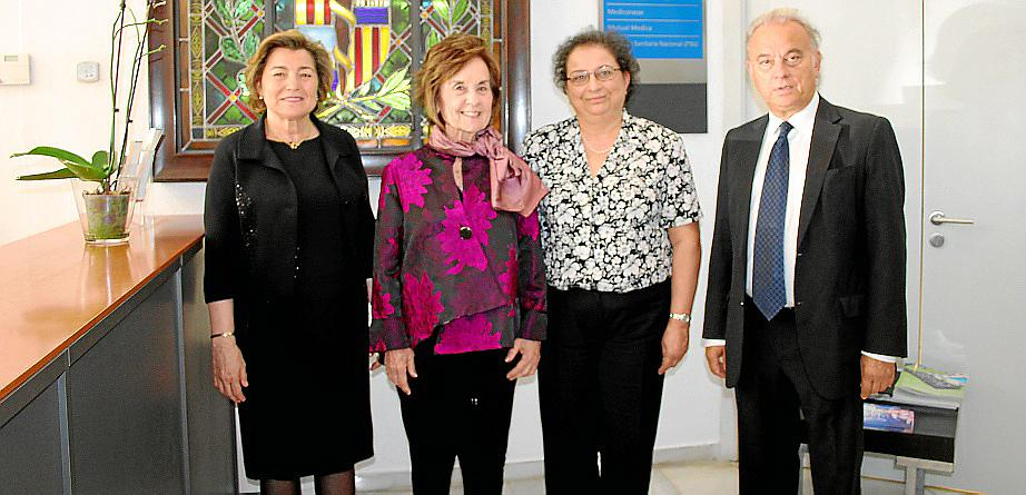 Homenaje a Miquel Munar en el Colegio de Médicos