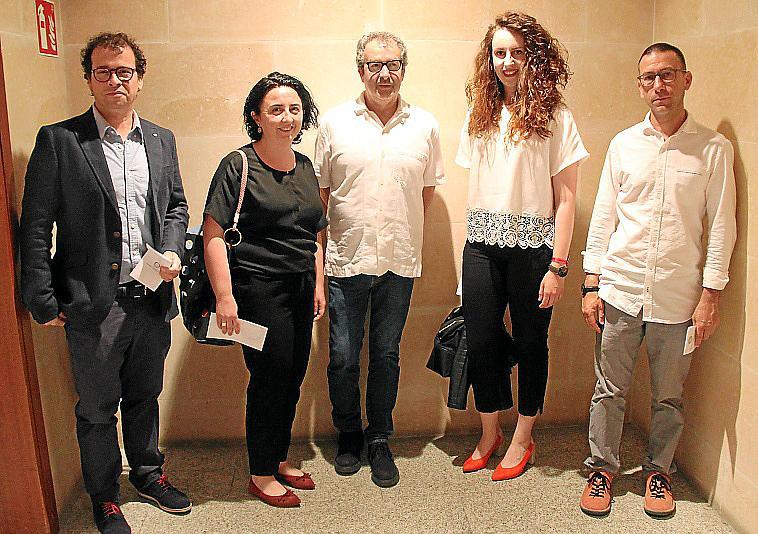 Entrega de galardones del Rotary Club Mallorca