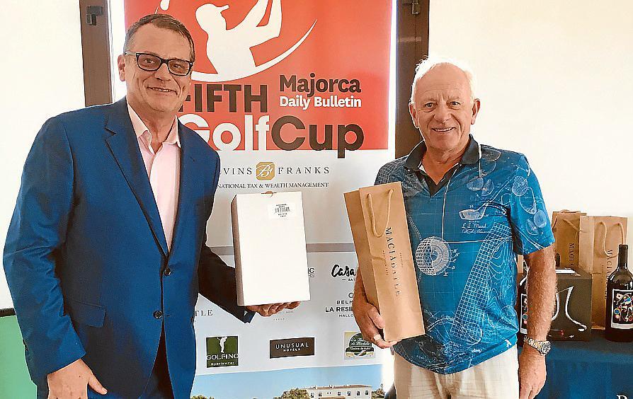 Torneo de golf del Majorca Daily Bulletin