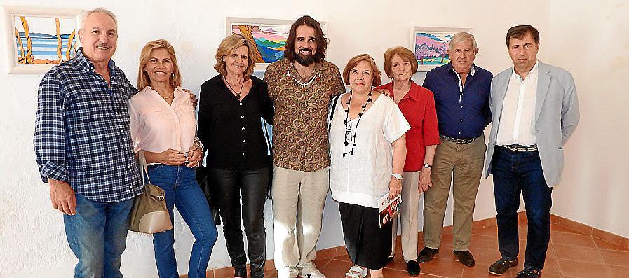 Llorenç Garrit presenta su obra en Sóller