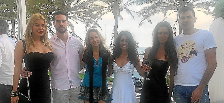 Fiesta 'Vuelve el verano' en el Iberostar Bahía de Palma
