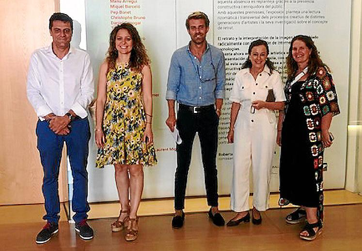 El Colegio de Economistas celebra su patrón en el Museu Es Baluard