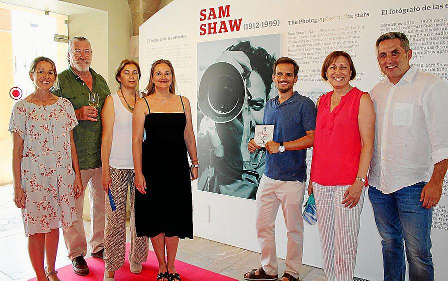 Mallorca Film Commission presenta la exposición 'Sam Shaw. El fotògraf de les estrelles'