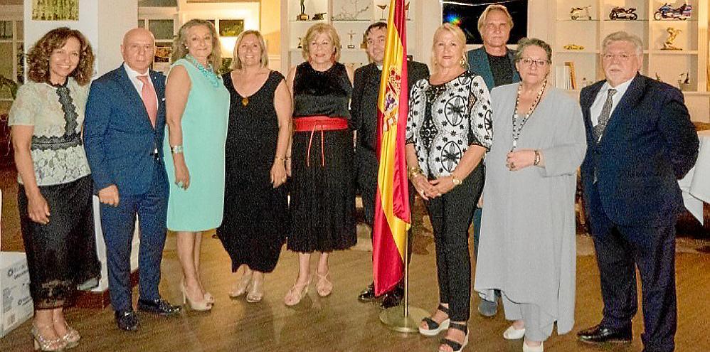 Cena de la Unión Monárquica Balear