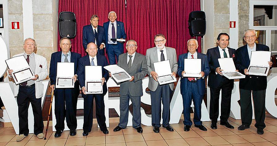 Cena anual del Colegio de Administradores de Fincas