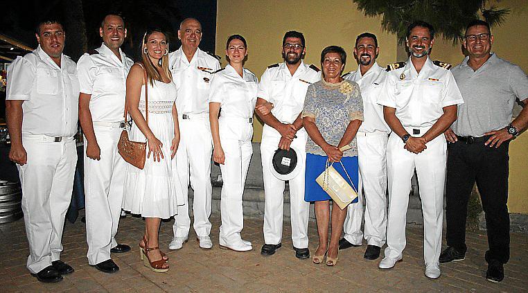 Patrona de la Armada
