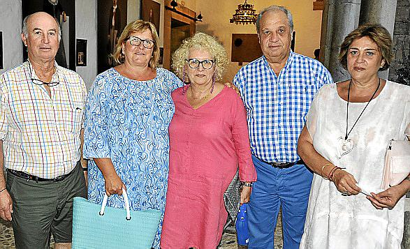 Gala solidaria de El Casta a beneficio de Aspanob