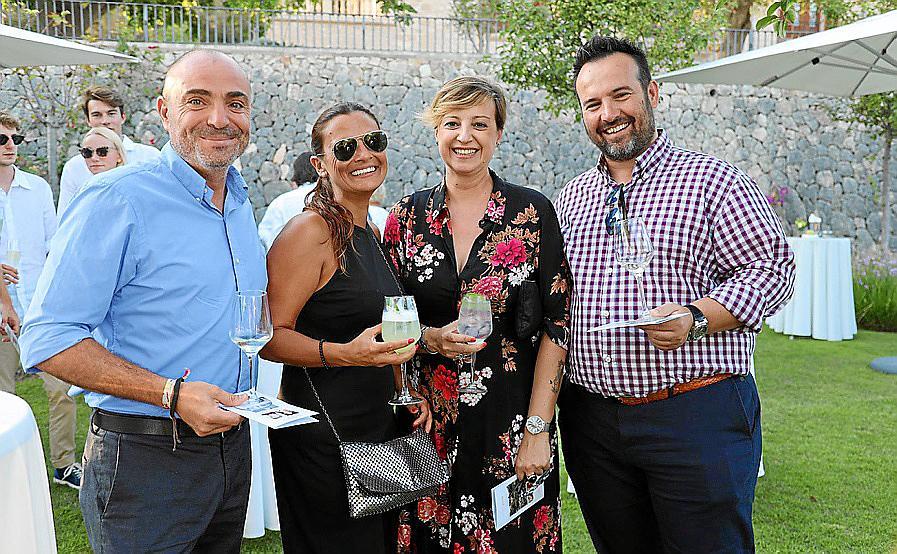 Cena de gala y concierto en el Castell Son Claret