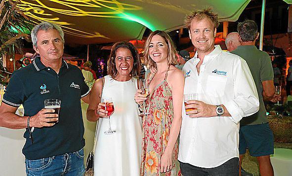 Sailing Opening Party en Puerto Portals