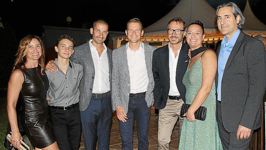 Gala a beneficio de la investigación sobre el cáncer infantil en el Hotel Marina Portals