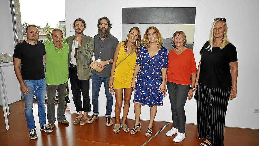 Exposición de obras del 41è Certamen d'Arts Plàstiques i Visuals Vila de Binissalem