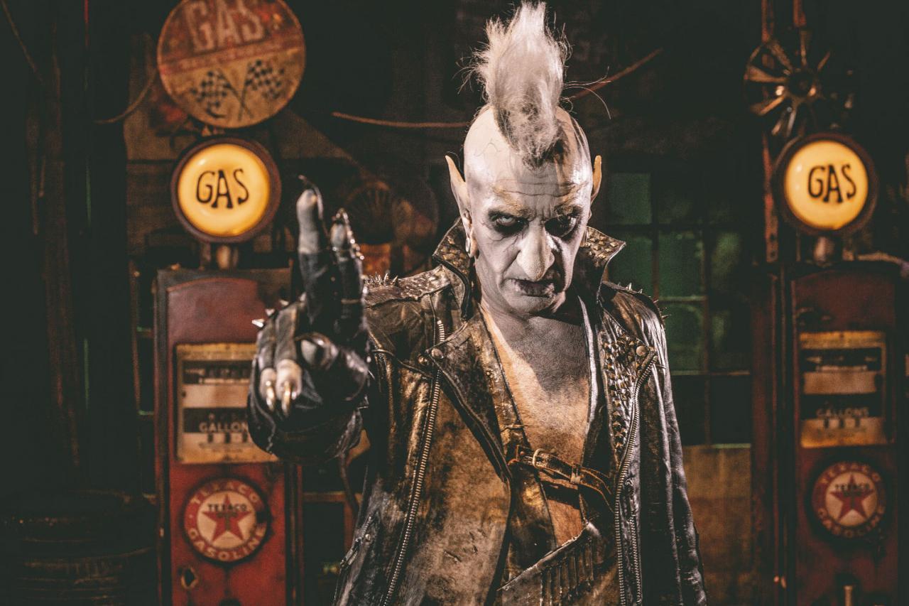 Apocalipsis del Circo de los Horrores