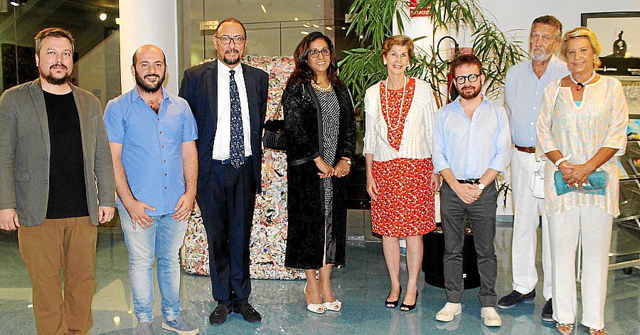 Presentación del documental 'El Sendero de la Anaconda' en el Teatre Xesc Forteza