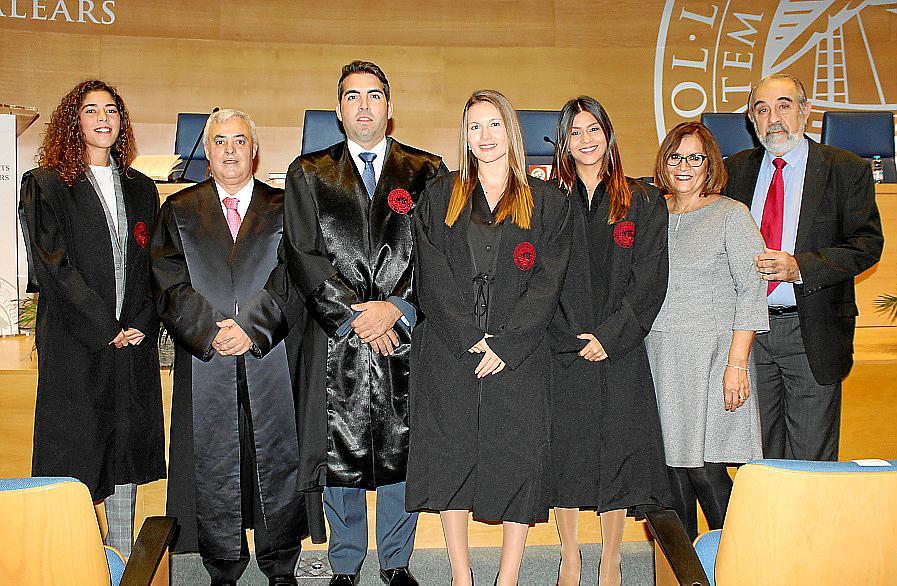 El Colegio de Abogados celebra un acto conmemorativo