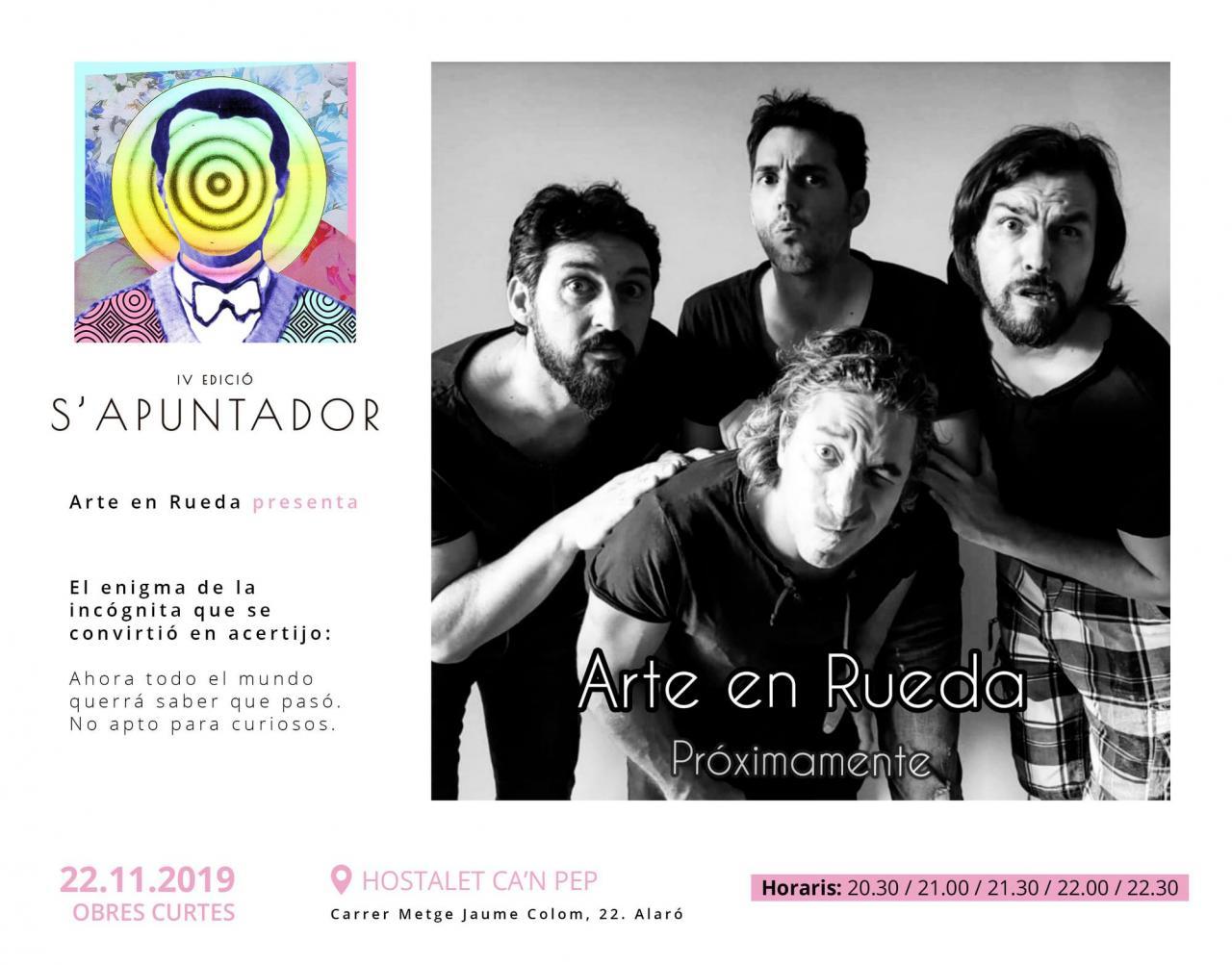 S'Apuntador 2019 - Arte en Rueda