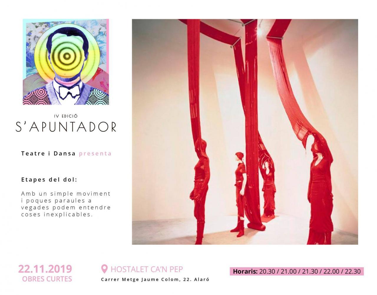 S'Apuntador 2019 - Teatre i Dansa