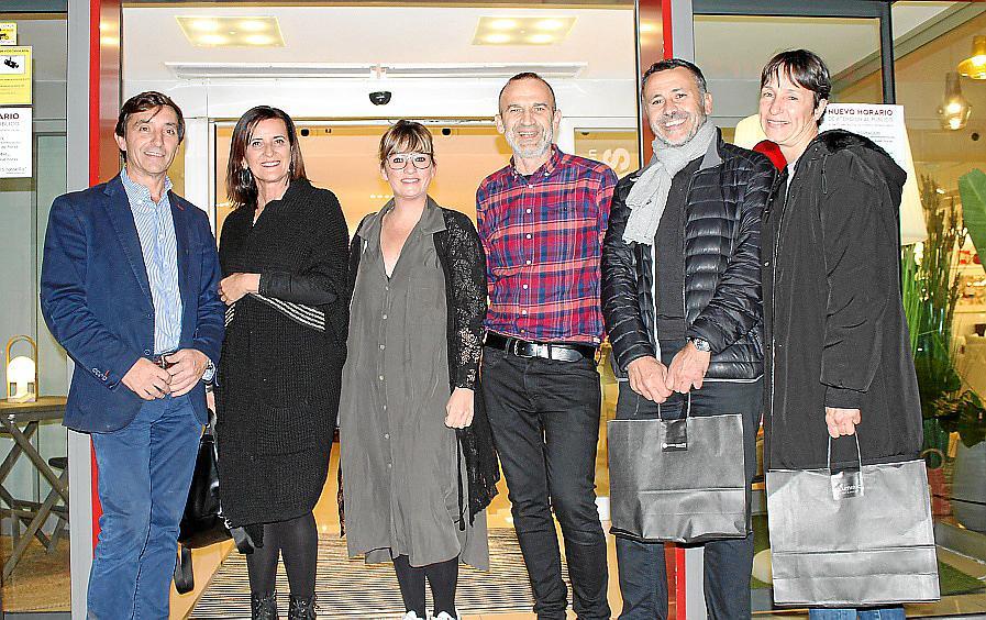 Presentación de Lluminic en Socias & Rosselló