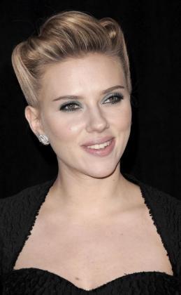 Scarlett Johansson Una De Las Actrices Mejor Pagadas Hollywood