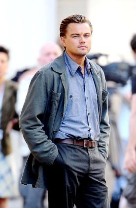 El actor LeonardoDiCaprio.