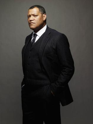 Laurence Fishburne, actor de 'CSI Las Vegas'.