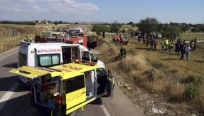 Trágico accidente de avioneta
